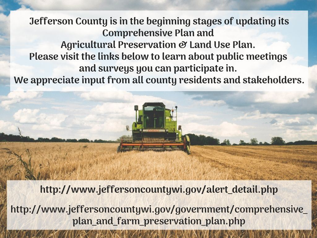 Jefferson County Comp Plan Updates