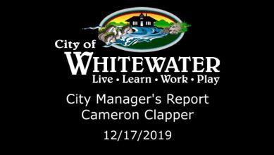 City Managers Report 12.17.2019
