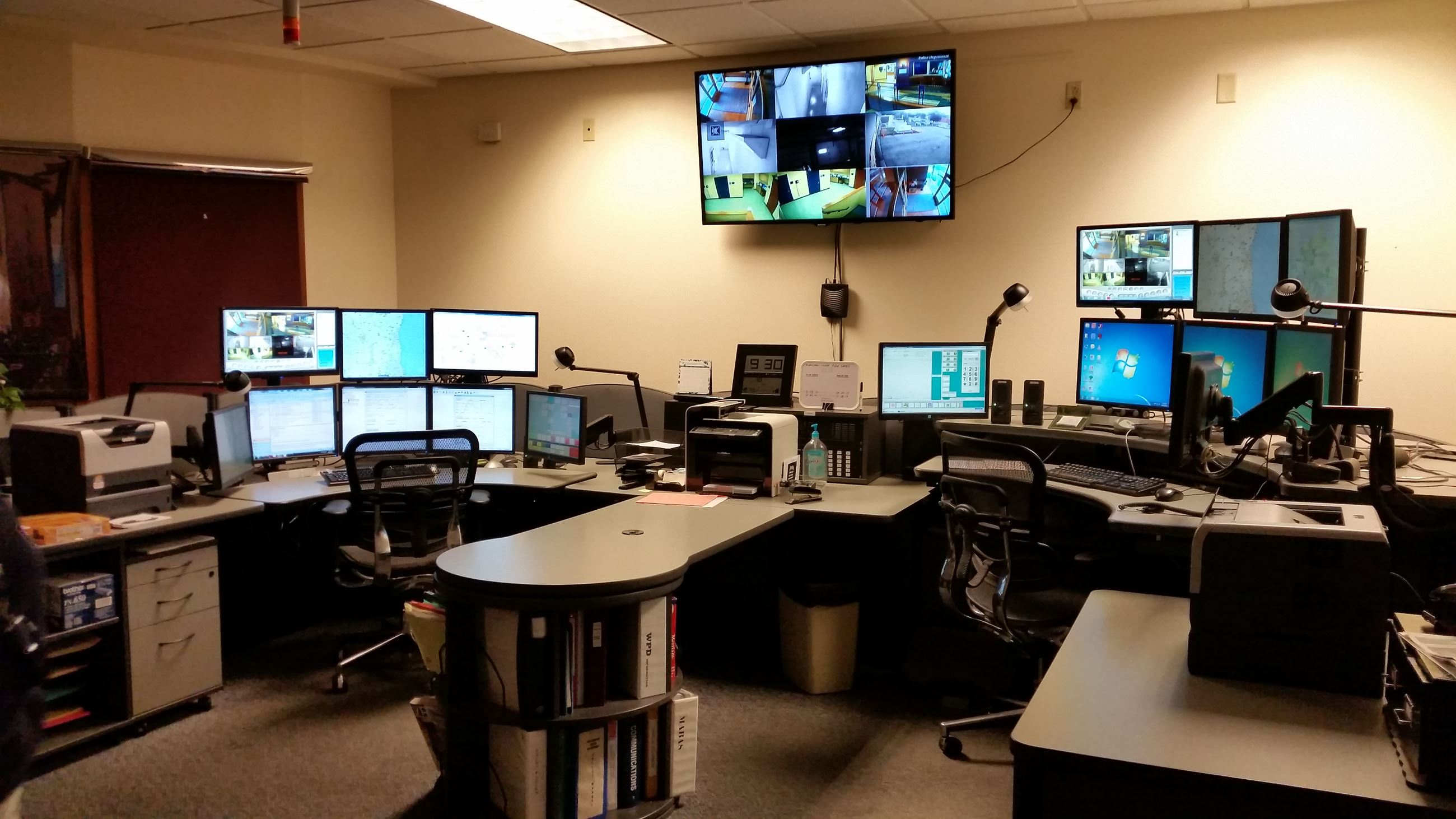 Public Safety Dispatch Office