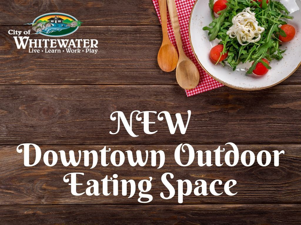 Additional Outdoor Eating Space