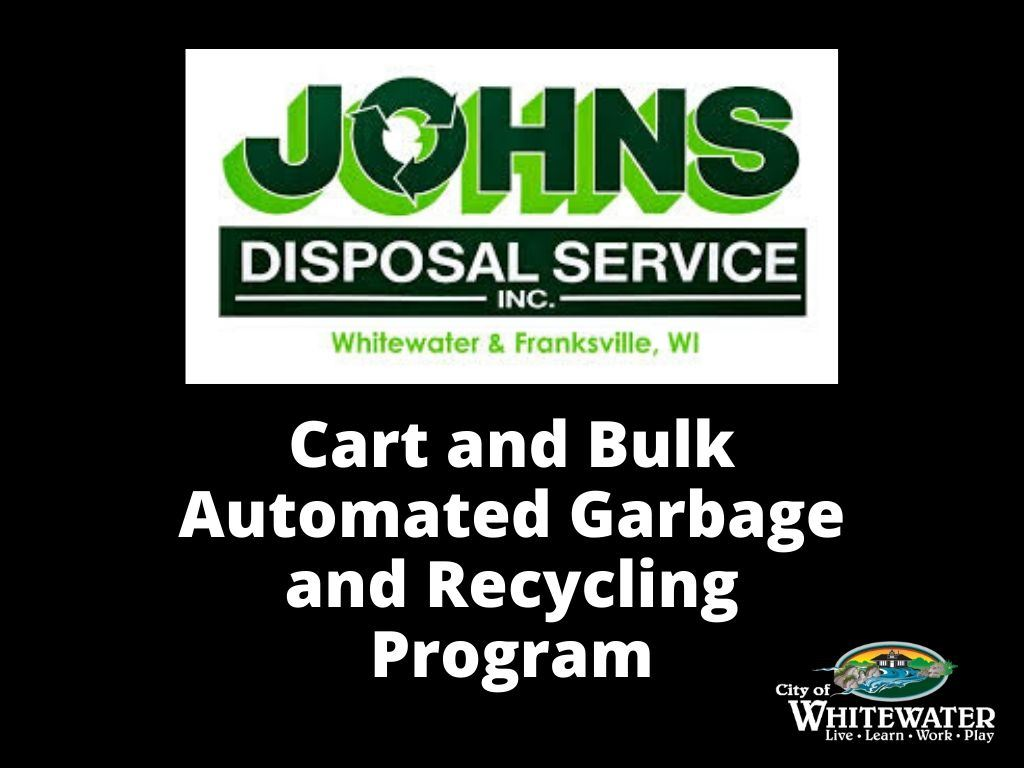 Johns Disposal Carts and Bulk