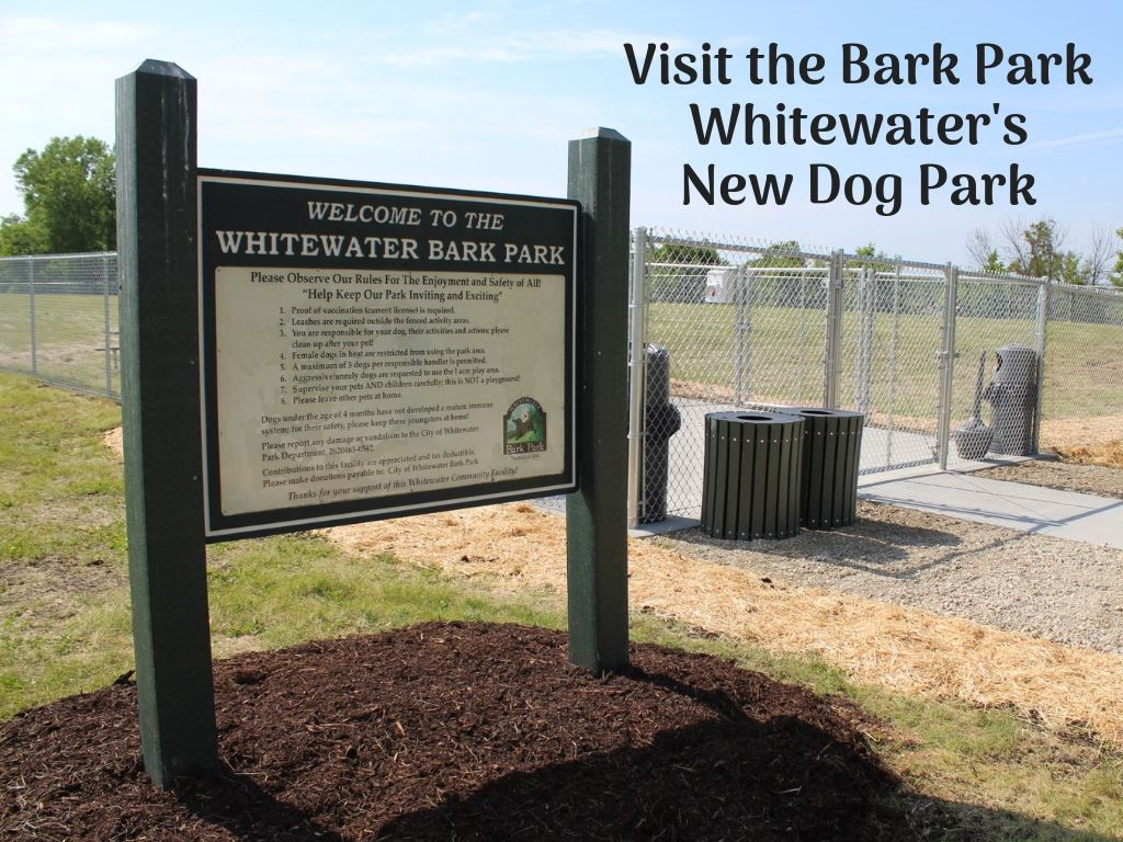 New Bark Park Dog Park
