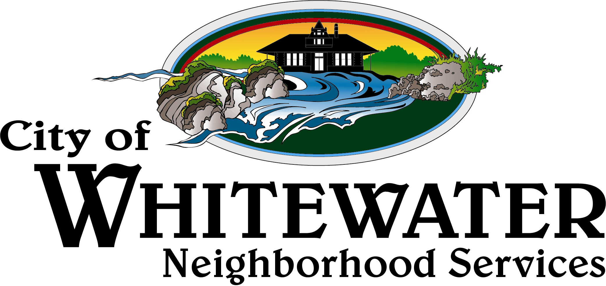 City of Whitewater Transparent Neighborhood Services